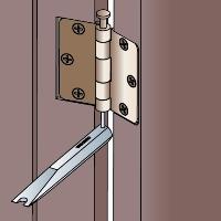 CRAIN 362 DOOR PIN REMOVER