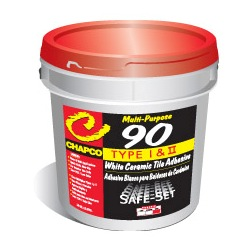 CHAPCO SS-90 GALLON CERAMIC TILE ADHESIVE TYPE I&II