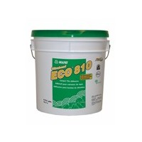 MAPEI ECO-810 FTR GALLON PRESSURE SENSITIVE ADHESIVE FAST TRACK READY