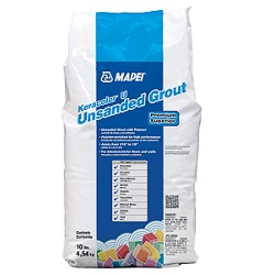 MAPEI KERACOLOR-U 10# COLOR 27 UNSANDED GROUT SILVER
