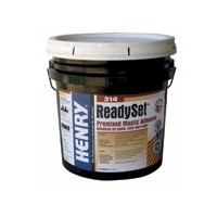 HENRY 314 READY SET QUART MP CERAMIC TILE ADHESIVE