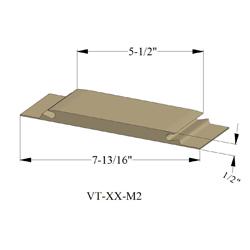 JOHN VT-40-M2 3' BLACK 5-1/2