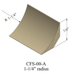 JOHN CFS-00-A 12' VINYL TRIM 1-1/4