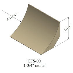 JOHN CFS-00 12' VINYL TRIM 1-3/4