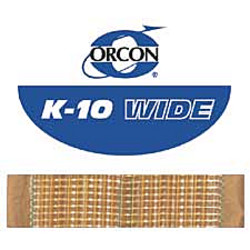 ORCON K-10S WIDE 22yd ROLL KNIT SCRIM HOT MELT TAPE