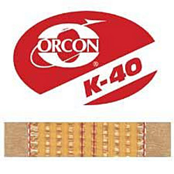 ORCON K-40S 22yd ROLL KNIT SCRIM HOT MELT TAPE