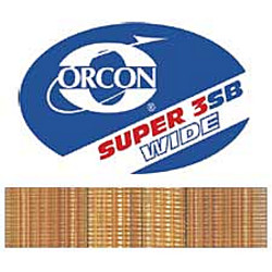 "ORCON SUPER 3SB WIDE 22yd ROLL 6"" BEADED HOT MELT TAPE"