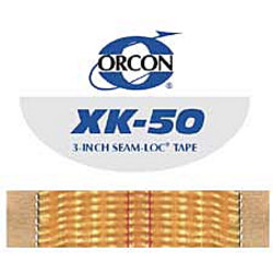 ORCON XK-50 22yd ROLL SEAM LOK KNIT SCRIM HOT MELT TAPE