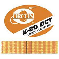 ORCON K-80DCT 22yd ROLL KNIT SCRIM HOT MELT TAPE