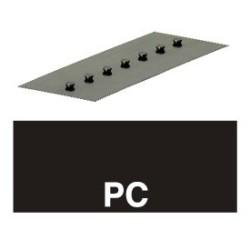 GUNDLACH 680-PC NO NOTCH VERSABLADE TROWEL BLADE