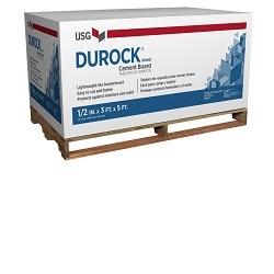 "USG 1/2"" DUROCK NEXT GEN 3x5 SHEET UNDERLAYMENT BOARD"