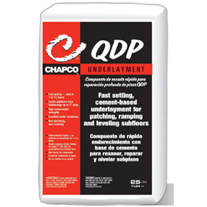 CHAPCO QDP PLUS 25# BAG DEEP PATCH & LEVELER