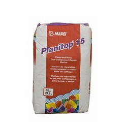 MAPEI PLANITOP-15 55# BAG ONE COMPONENT REPAIR MORTAR