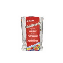 MAPEI PLANITOP-25 BAG 57.1# PART A FLOWABLE 2-PART REPAIR MORTAR