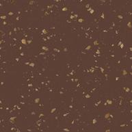 "JOHN HRTCT-76 1/8 CINNAMON 24"" CORKTONES HAMMERED RUBBER TILE w/ CORK SPECKLES"