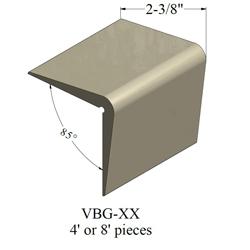 "JOHN VBG-48-96 8 GREY 2-3/8"" CORNER GUARD"