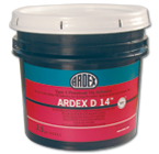 ARDEX D-14 TYPE I 3.5G PAIL PREMIXED CERAMIC TILE ADHESIVE