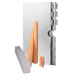 SCHLUTER KK122 KERDI SHOWER KIT 48