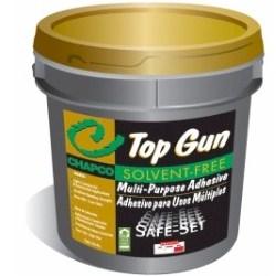 CHAPCO TOP GUN GALLON PREMIUM LATEX MP ADHEISIVE