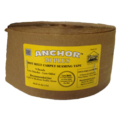 ANCHOR 20 PLUS YELLOW 22yd HEAT SEAM TAPE