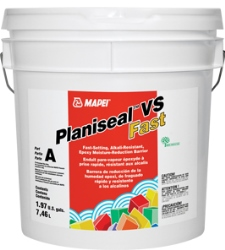 MAPEI PLANISEAL VS FAST PART A 1.97 GAL ALKALI-RESISTENT EPOXY MOISTURE REDUCTION BARRIER 2-PART SYSTEM