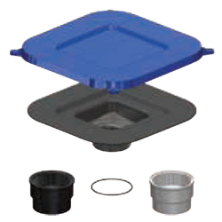 USG DUROCK 170150 SHOWER SYSTEM DRAIN KIT ASSEMBLY