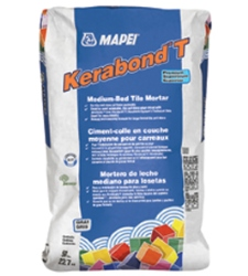 MAPEI KERABOND T 50# WHITE NON-MODIFIED MEDIUM BED MORTAR