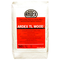 ARDEX TL-WOOD 50# SELF LEVEL UNDERLAYMENT FOR WOOD DISTRESSED GYPSUM SUBFLOORS