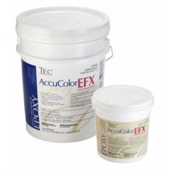 TEC ACCUCOLOR EFX COLOR 931 PT A 1/2 GALLON EPOXY SPECIAL EFFECTS GROUT STANDARD WHITE