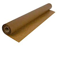 ROBERTS 70-120 750sft ROLL 30lb NATURAL KRAFT WAXED PAPER