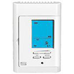 SCHLUTER DHE-RSD/BW DITRA-HEAT-ERSD PROGRAMMABLE DIGITAL FLOOR THERMOSTAT WITH REMOTE SENSOR BRIGHT WHITE