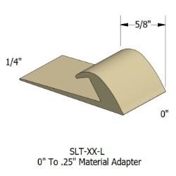 JOHN SLTC-179-L 12' STEEL 1/4