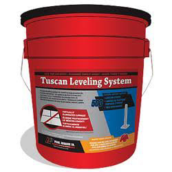 PEARL TUSCAN TLSSTRAP500 500/BUCKET LEVELING SYSTEM STRAPS