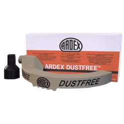 ARDEX DUSTFREE DUST REDUCING UNIT FOR MIXING BARREL