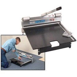 "CRAIN 675 24"" MULTI TILE CUTTER VCT/LVT/CPT AND RUBBER TILES"