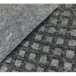 DEPENDABLE KEEDEROLL MT 4'x50' NOISE AND CRACK ISOLATION MAT 200sft
