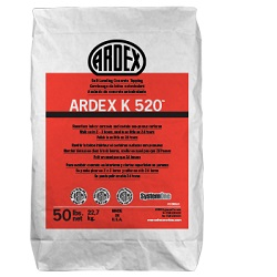 ARDEX K-520 50# SELF LEVELING CONCRETE TOPPING