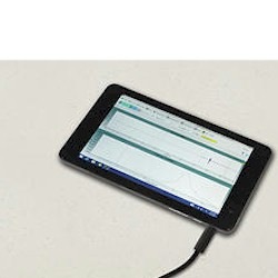 TAYLOR ACER TABLET w/ CTG SOFTWARE FOR USE w/ CONCRETE THICKNESS GUAGE