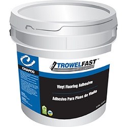 CHAPCO TROWELFAST 4G PAIL VINYL TILE AND PLANK ADHESIVE