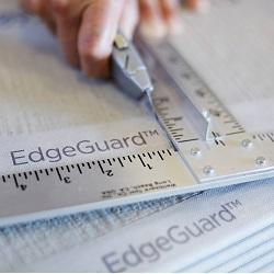 "USG 1/2"" DUROCK w/ EDGEGUARD 3x5 SHEET UNDERLAYMENT BOARD"