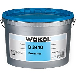 WAKOL D-3410 QUART KONTAKTO CONTACT AHESIVE