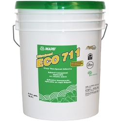 MAPEI ECO-711 FTR 4G PAIL CLEAR THIN SPREAD FAST TRACK READY