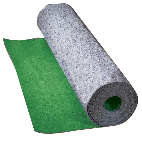 ANCHOR QUIET GUARD 360sft 6'x60' LAMINATE UNDERLAYMENT WITH MOISTURE BARRIER