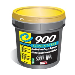 CHAPCO SS-DB-900 4G PAIL SAFE SET DOUBLE BOND ADHESIVE