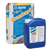 MAPEI GRANIRAPID LIQUID 5G PAIL MORTAR ADDITIVE