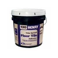HENRY 130 1G GALLON BLACK THIN SPREAD VCT ADHESIVE