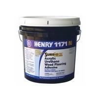 HENRY 1171N 4G PAIL SURELOCK WOOD FLOOR ADHESIVE