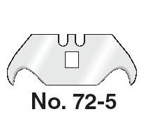 GUNDLACH 72-5 DEXTER BLADE 5pk