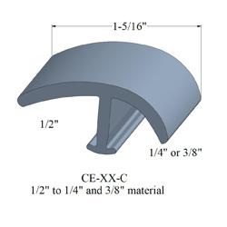JOHN CE-49-C 12' BEIGE CPT/CERAM INSERT
