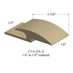 JOHN CTA-55-A 12' SILVER GREY 1/4